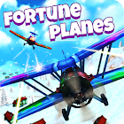 Fortune Planes Battle Royale FLying Olympics icon