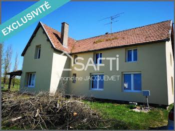 maison à Exermont (08)