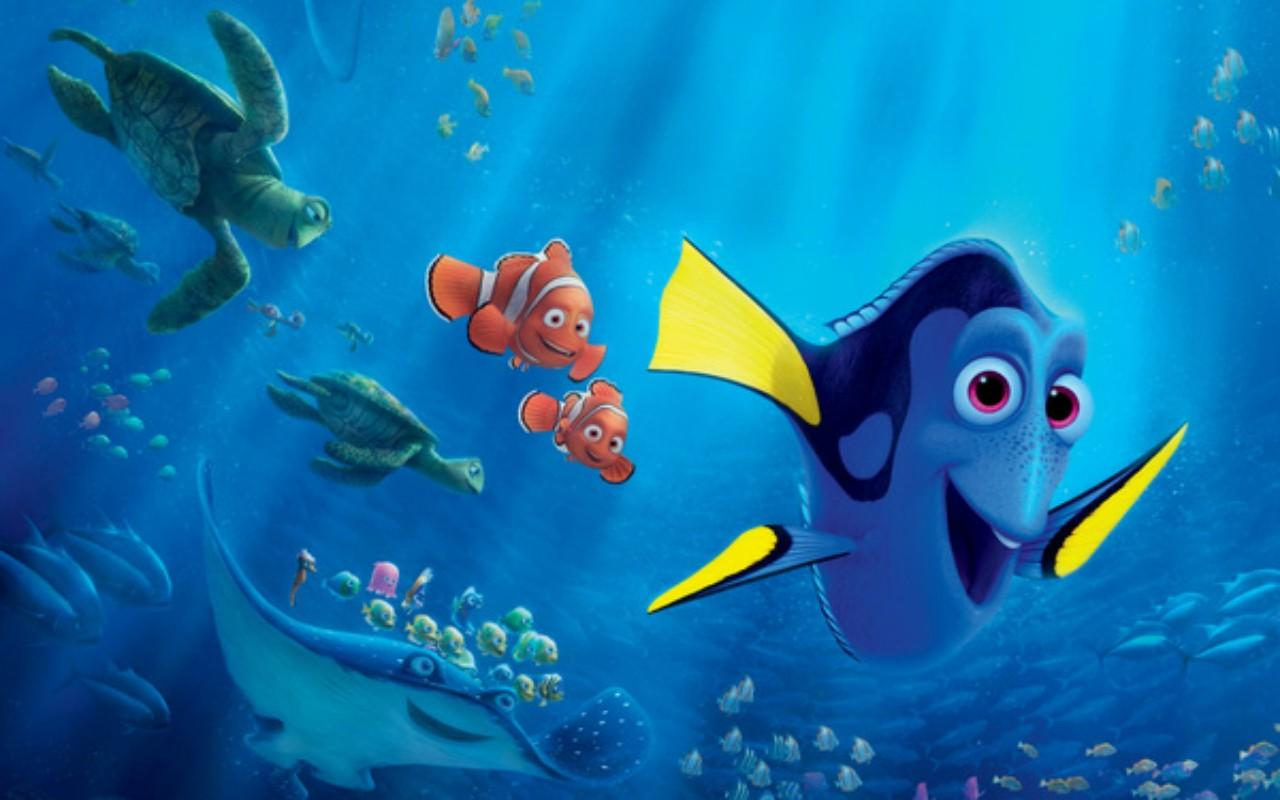 Exciting adventure to find Nemo