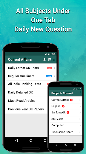 Daily Current Affairs & GK 1.15.3 screenshots 1
