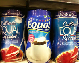 Photo: There is Equal all throughout Walmart!