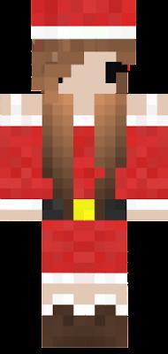 Kawaii christmas skin-Fixed leg i forgot to before.