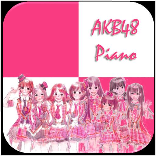 AKB48 Piano Tiles 音樂 App LOGO-APP開箱王