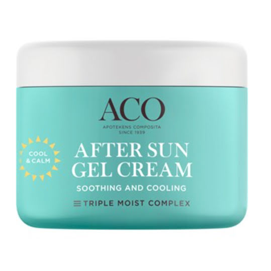 ACO After-Sun Gel Cream Parf 200ml