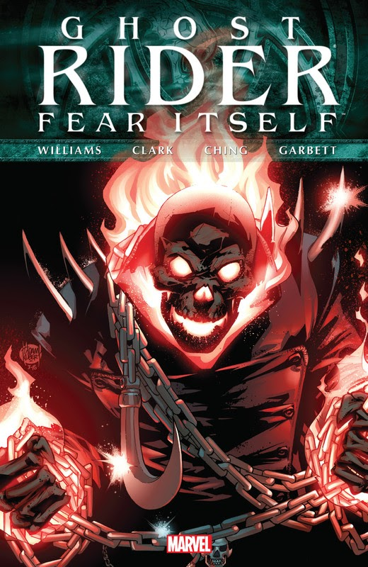 Fear Itself: Ghost Rider (2015)