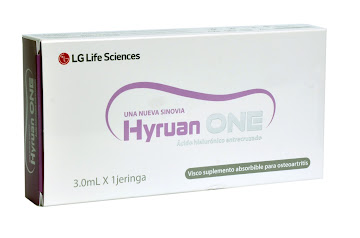 HYRUAN ONE 3ML JERINGA