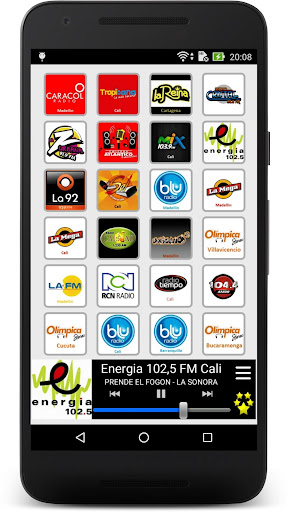 Radio Colombia screenshots 2