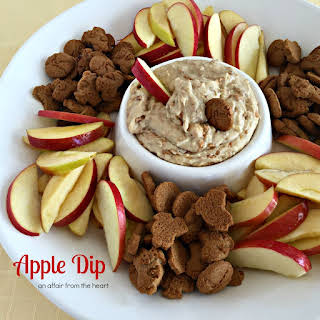 Apple Dip.