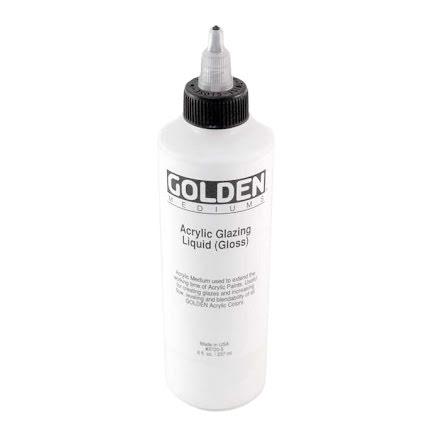 Golden 237ml Gloss Glazing Liquid