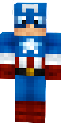 superhero nova skin