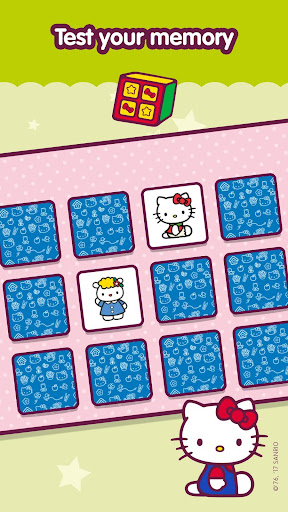 Hello Kitty u2013 Activity book for kids apktram screenshots 2