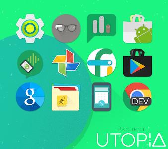 UTOPIA - Icon Pack v1