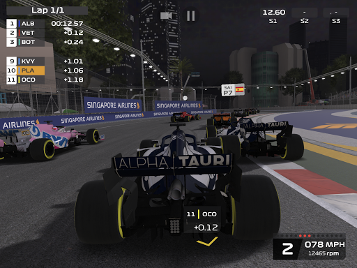 F1 Mobile Racing 2.2.2 Mod Screenshots 14