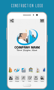 Logo Maker Free – Construction/Architecture Design 1.4 APK Mod Updated 3