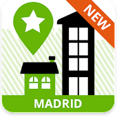 Madrid Travel Guide (City Map)