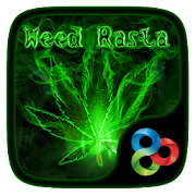 Weed Rasta GO Launcher Theme 3.3.0 Icon