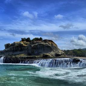 Pantai Klayar by Haddy Hartono - Landscapes Beaches ( klayar )