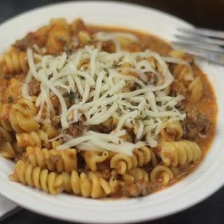 Instant Pot Tomato Mozzarella Pasta with Video Recipe
