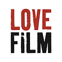 LOVEFiLM By Post: DVD/Blu-ray icon
