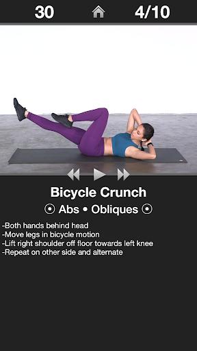 Daily Ab Workout FREE  screenshot 1