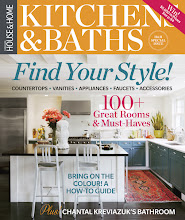 Photo: House & Home Kitchens & Baths 2011 special issue: http://bit.ly/HHKitchensBaths2011