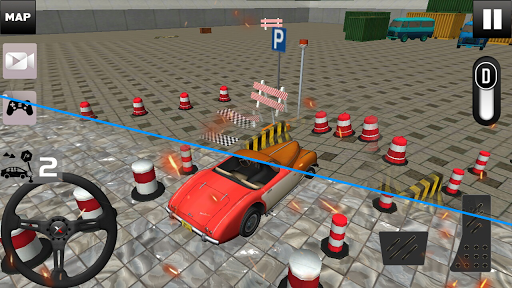 Car Stunt Parking screenshot 4