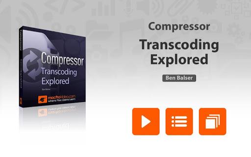 Course For Compressor Explored