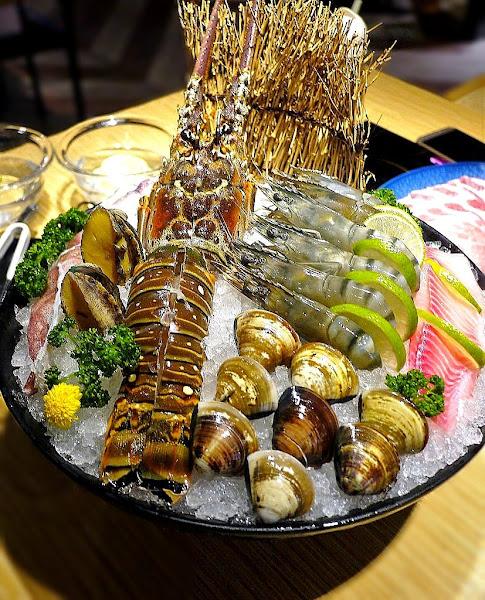 板橋火鍋 鬼椒一番鍋 超滿足的雙人龍蝦海陸套餐 起司牛奶鍋~ 附菜單MENU