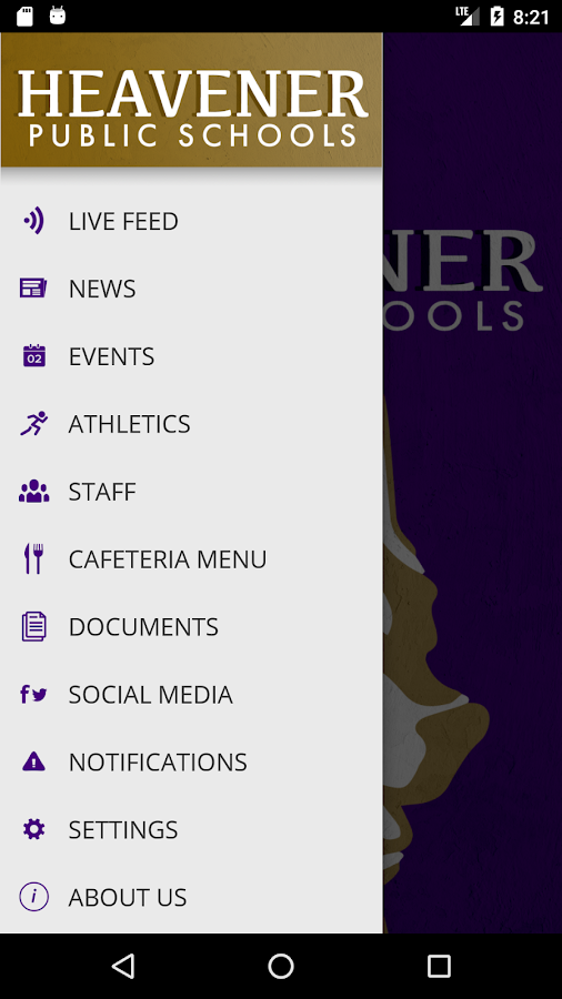 Heavener Public Schools- screenshot
