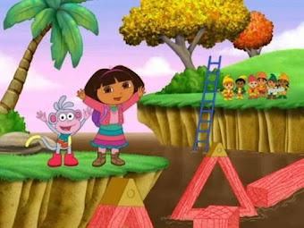 Dora et la forêt enchantée, partie 2 : Dora au secours de King Unicorn