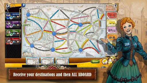 Download Ticket to Ride MOD APK 3