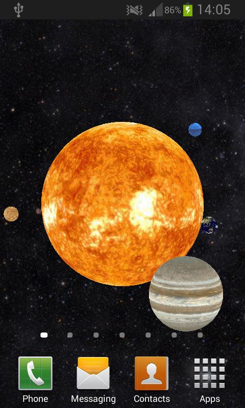 our solar system live - photo #7