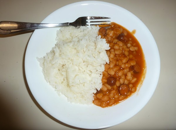 Beans With Little Smokies (smoked Sausages) Recipe