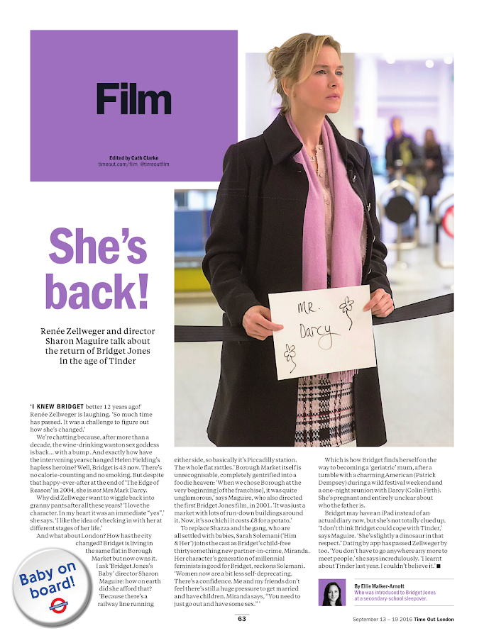 Time Out London Magazine- screenshot