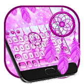 Dreamcatcher Keyboard Theme