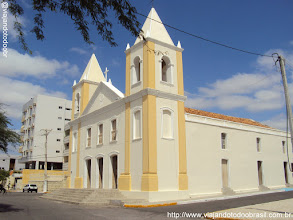 Photo: Petrolina - Igreja Matriz Nossa Senhora Rainha dos Anjos