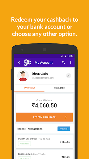 Download GoPaisa Cashback Coupons Deals App for Free: Read ...