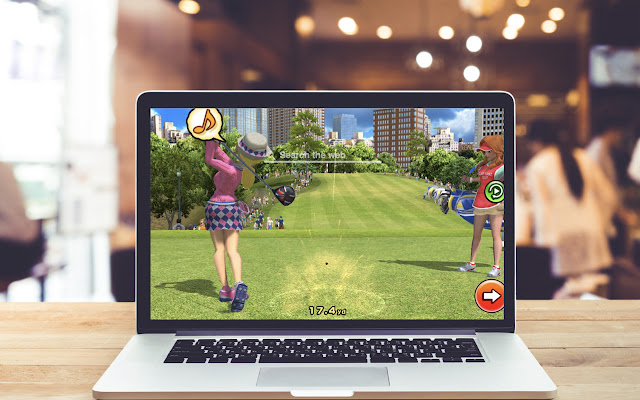 Clap Hanz Golf Wallpapers Game Theme