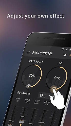 Bass Booster & Equalizer 1.3.6 screenshots 2