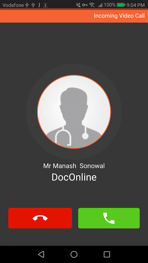 DocOnline- screenshot