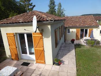 maison à Montcuq (46)