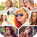 photo collage, photo editor icon
