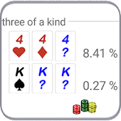 Poker Hand Odds Calculator