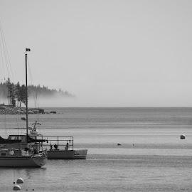 Seasmoke by Christopher Kenney - Transportation Boats