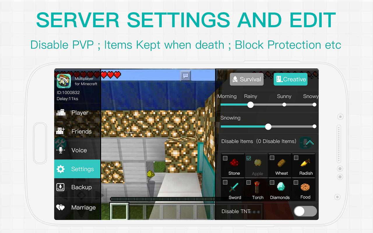 Screenshots of Blockman Multiplayer for MCPE for iPhone
