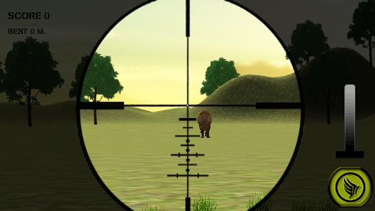 Wild Lion Hunting Sniper 3D screenshot 3