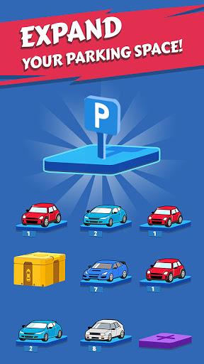 Merge Car game free idle tycoon 1.1.12 screenshots 5