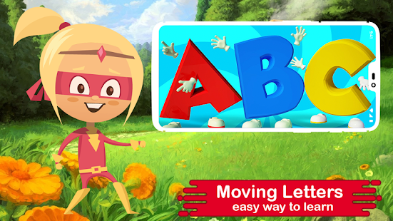 Learn ABC Game – Alphabet Tracing & Phonics for PC-Windows 7,8,10 and Mac apk screenshot 4
