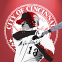 Cincinnati Baseball icon