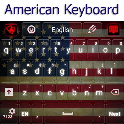 个人化のアメリカのキーボード LOGO-記事Game